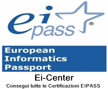 EI-CENTER Centro accreditato EIPASS